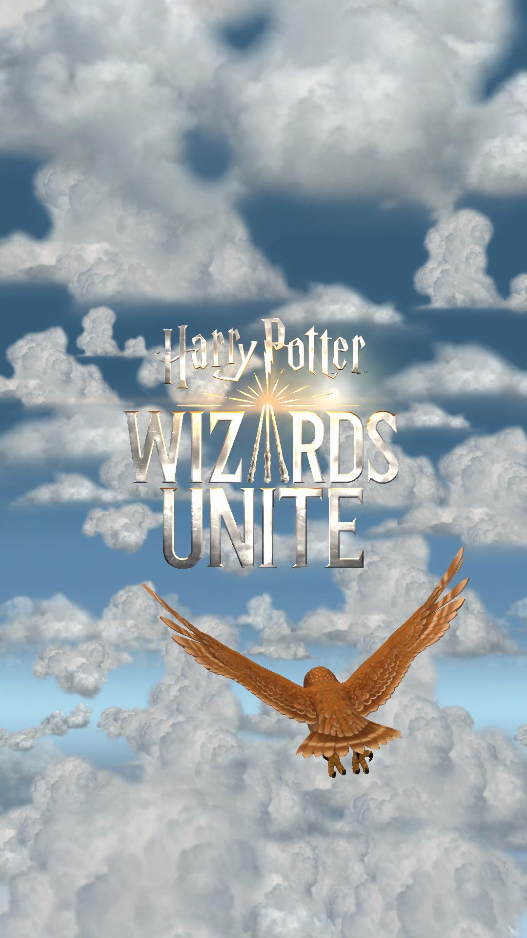 wizards unite harry potter intro